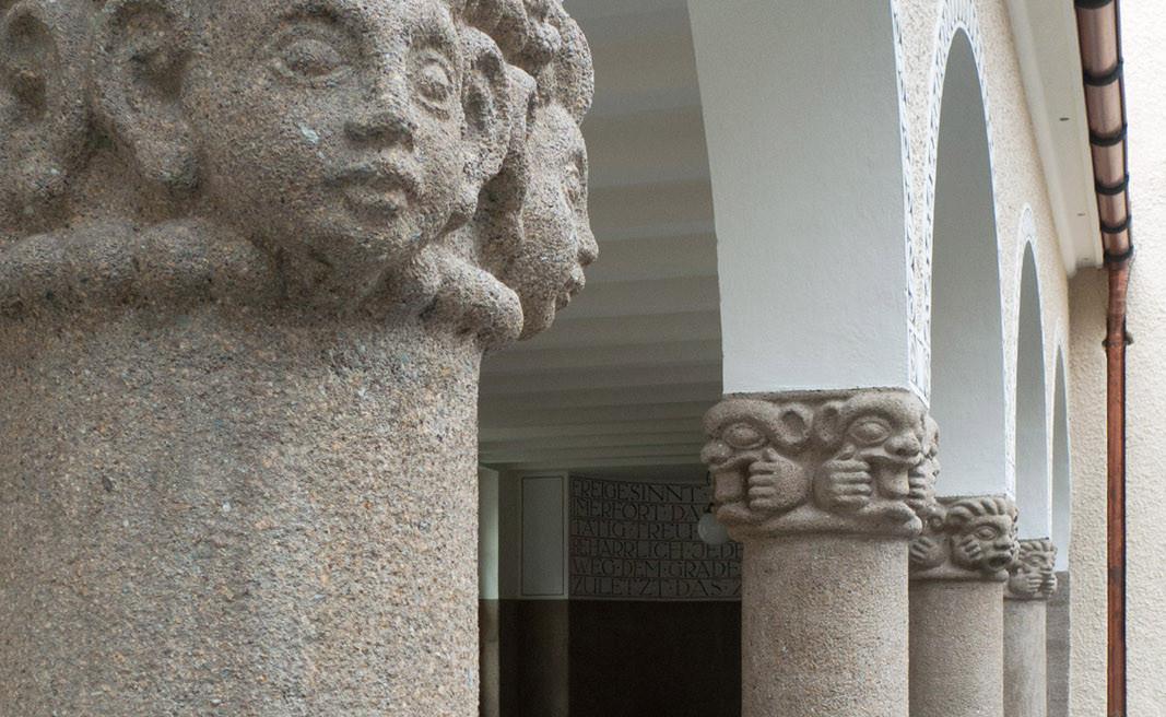 Renovation Oberstufenschulhaus Quader