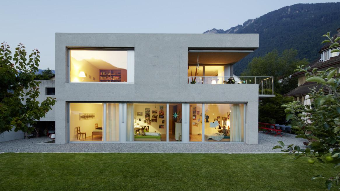 Neubau Einfamilienhaus MTS