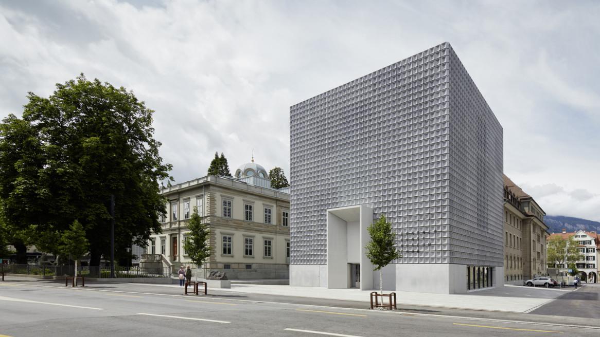 Erweiterung Bündner Kunstmuseum