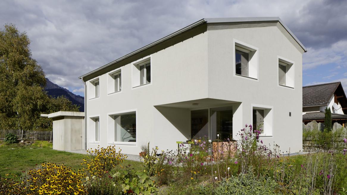 Neubau Einfamilienhaus DRS