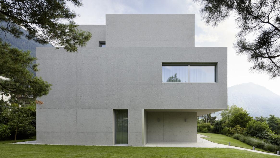 Neubau Wohnhaus SMS