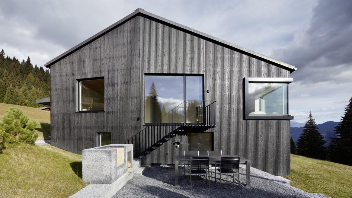Neubau Ferienhaus HJS