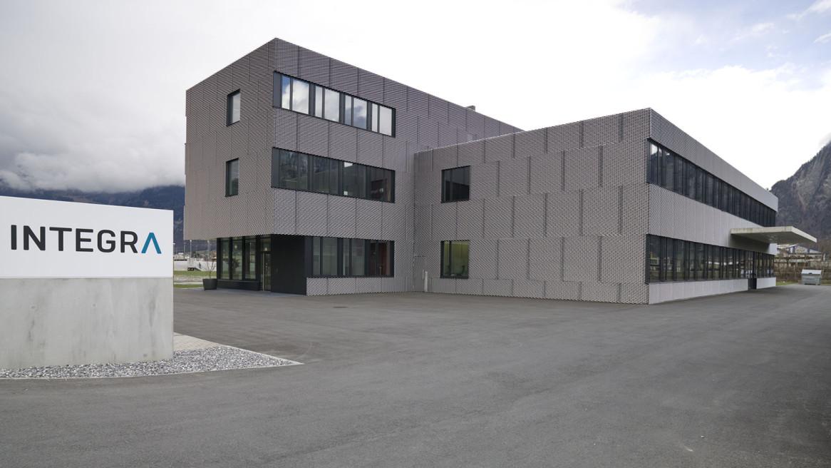 Neubau Büro- und Produktionsgebäude
