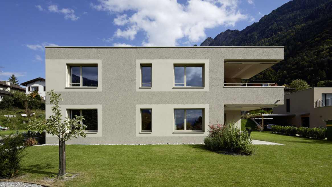 Neubau Wohnhaus SDS