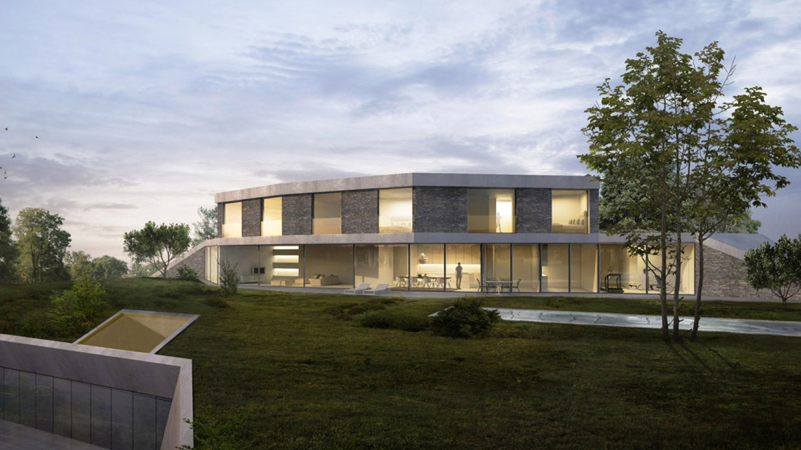 Neubau Einfamilienhaus PLG