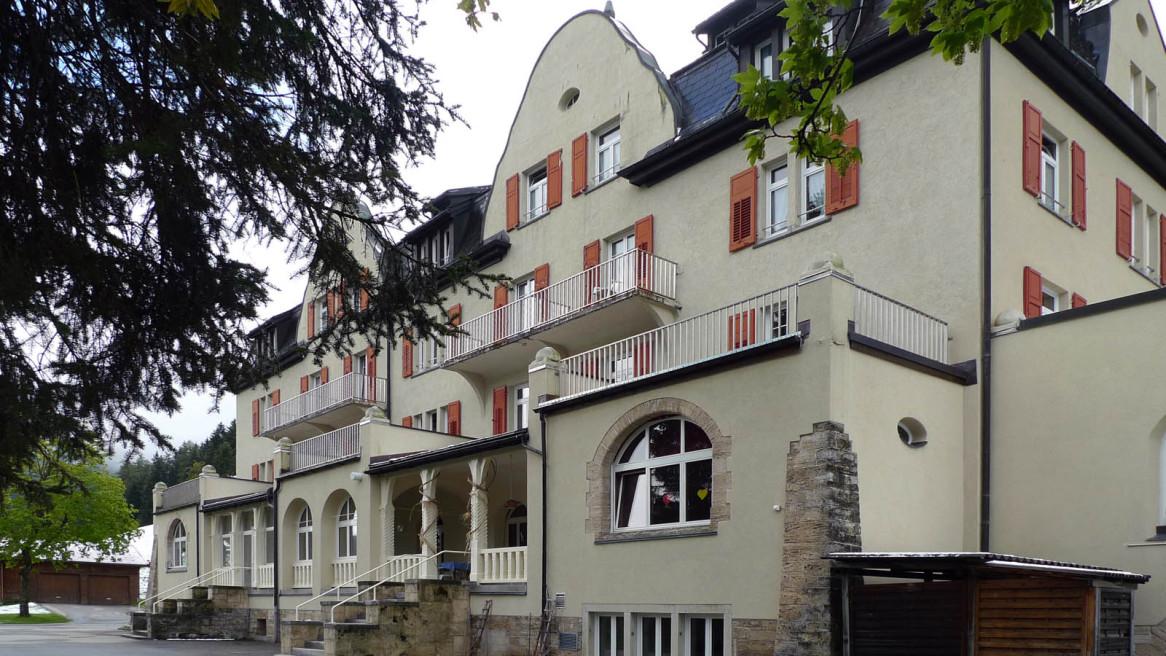 Alters- und Pflegeheim Lindenhof