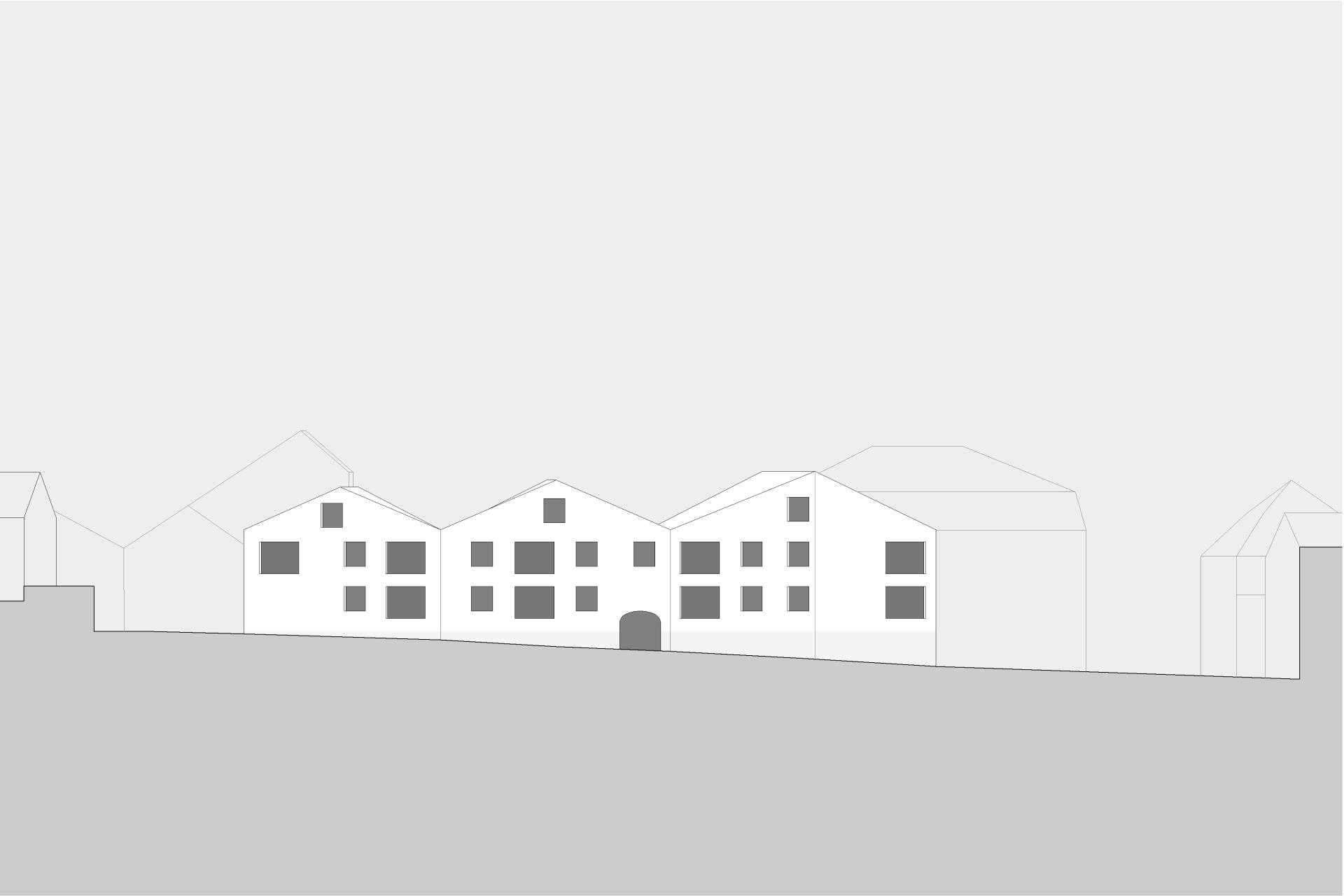 Dorfplatz_Tamins_Fassade