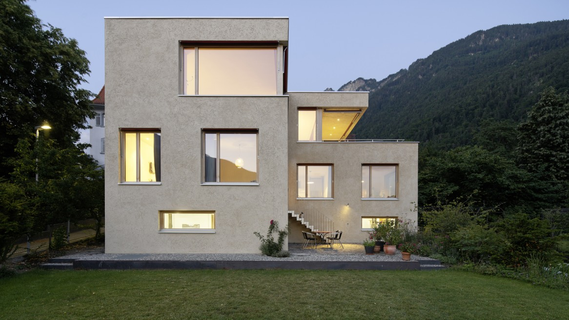 Neubau Wohnhaus SMG