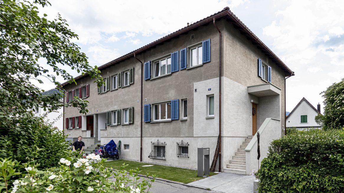 Umbau Wohnhaus IGB